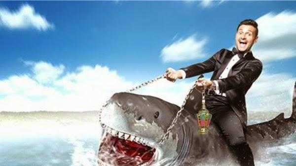 مشاهدة برنامج رامز قرش البحر الحلقة 22 الثانية والعشرون الشحات مبروك