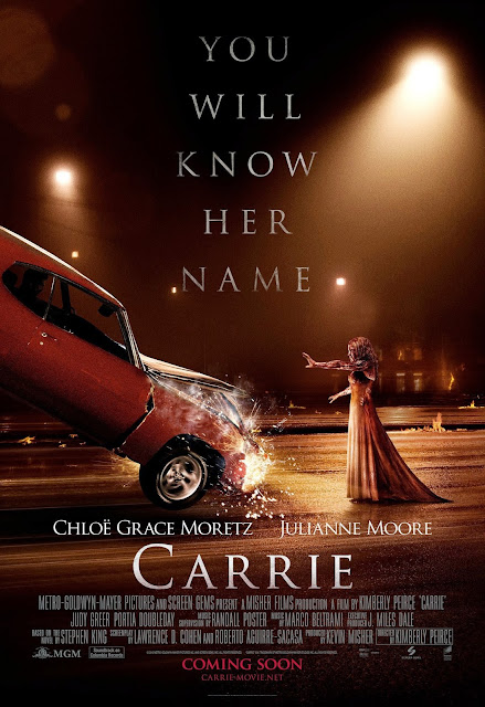 Póster final del remake de 'Carrie'