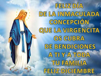 Dia De La Inmaculada Concepcion