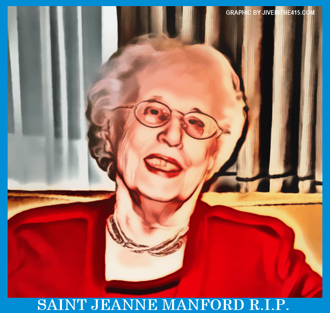 LGBT Activist Jeanne Manford the founder of PFLAG