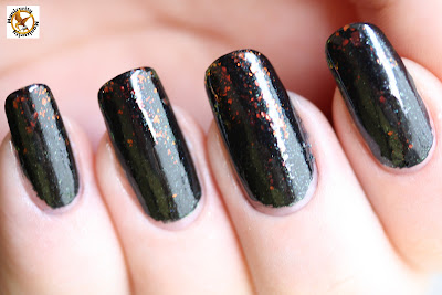 China Glaze Smoke and Ashes and Nubar 2010