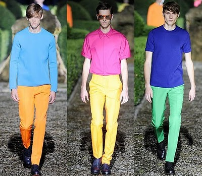 What is color blocking in fashion 60