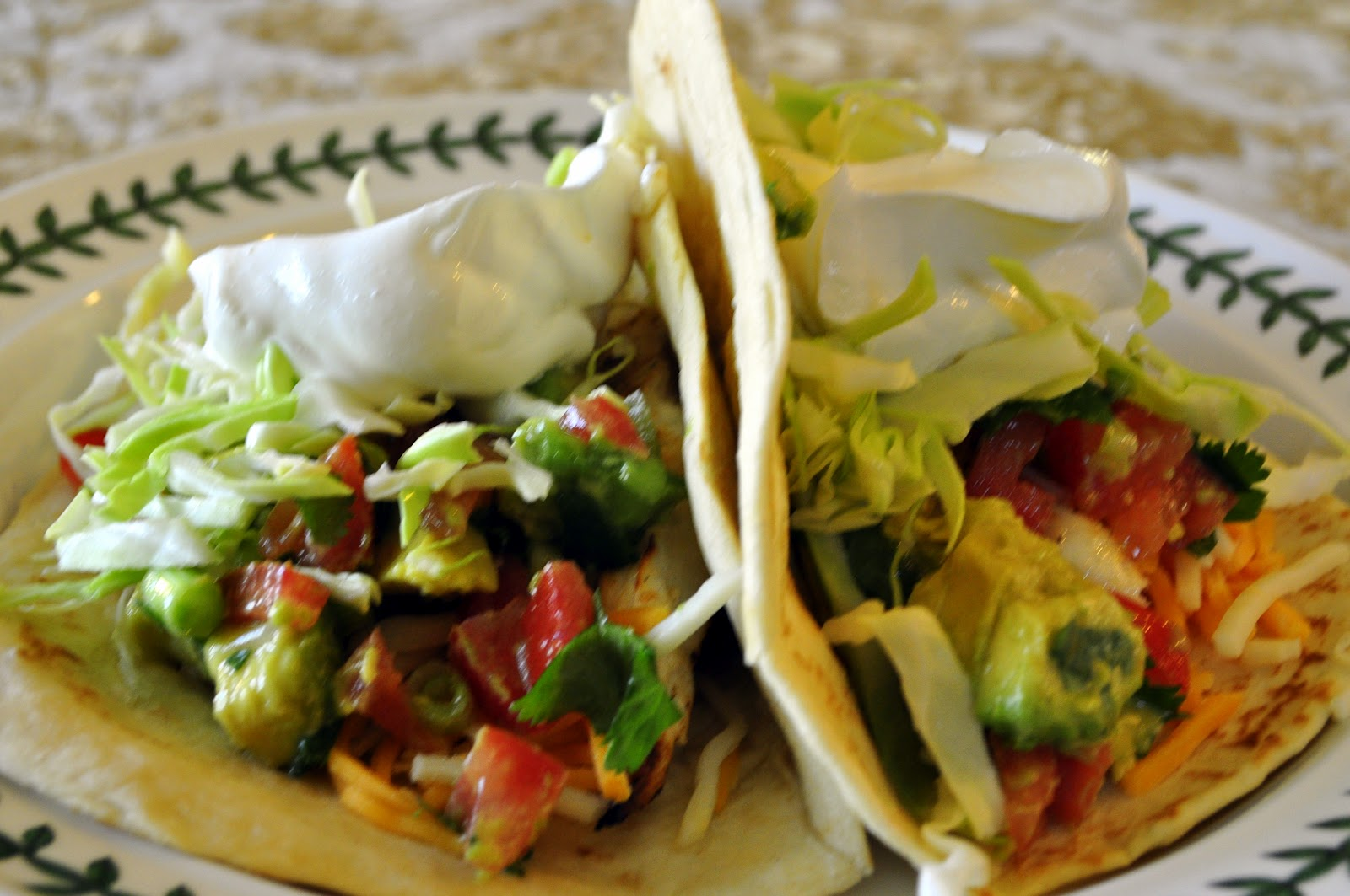 create amazing meals fresh halibut fish tacos