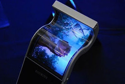 samsung flexible amoled bendable