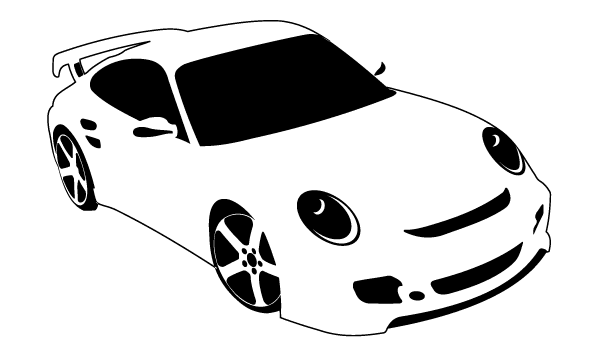 Car Clipart on standard car 2014