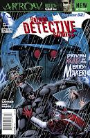 Detective Comics #17 Cover