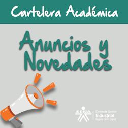 Cartelera Académica