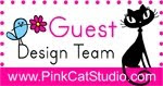 PINK CAT STUDIO GUEST DESIGNER: APRIL 2012