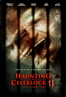 Haunting of Cellblock 11 (Apparitional) Poster