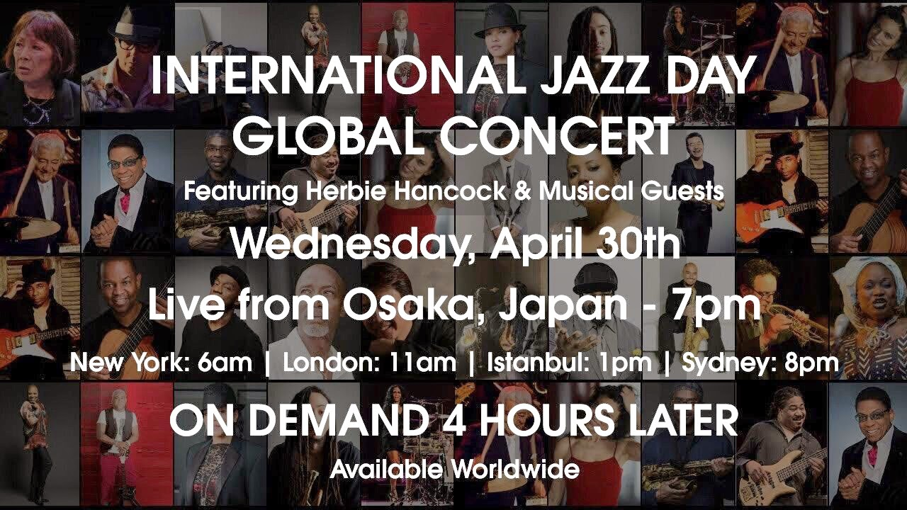 International Jazz Day Global Concert