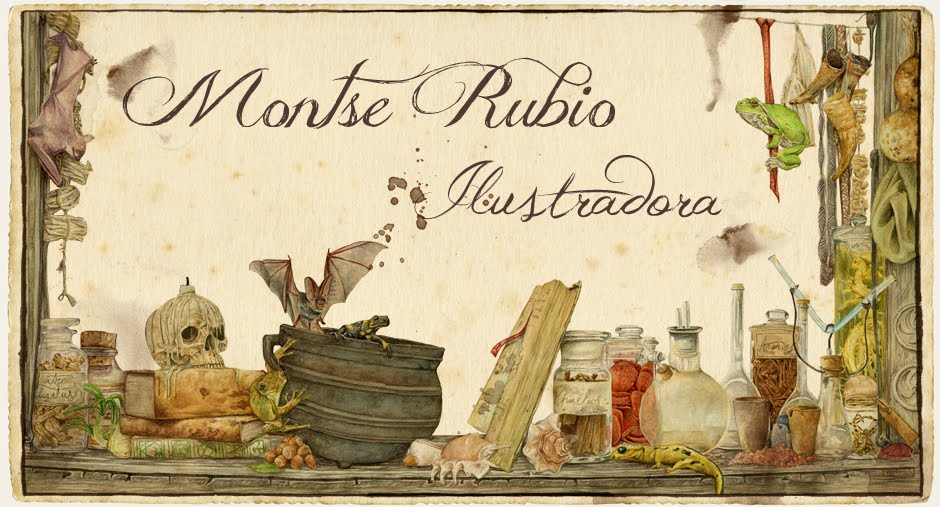 Montse Rubio Blog