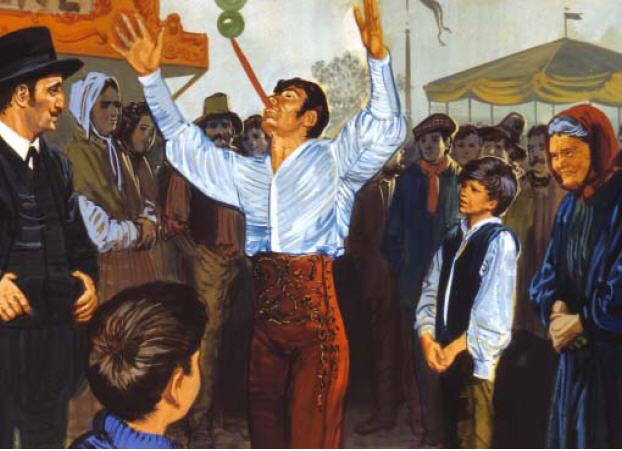 Bicentenario Del Nacimiento De San Juan Bosco Saltimbanqui