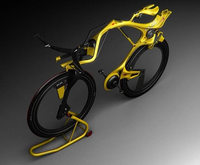 basikal canggih tanpa rantai