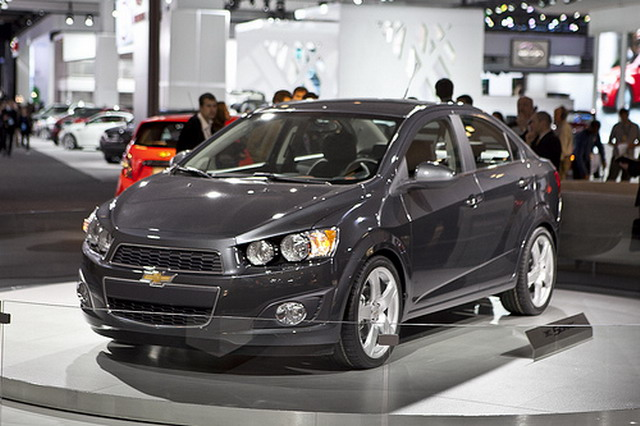 Car Design Competition Chevrolet Sonic 2012