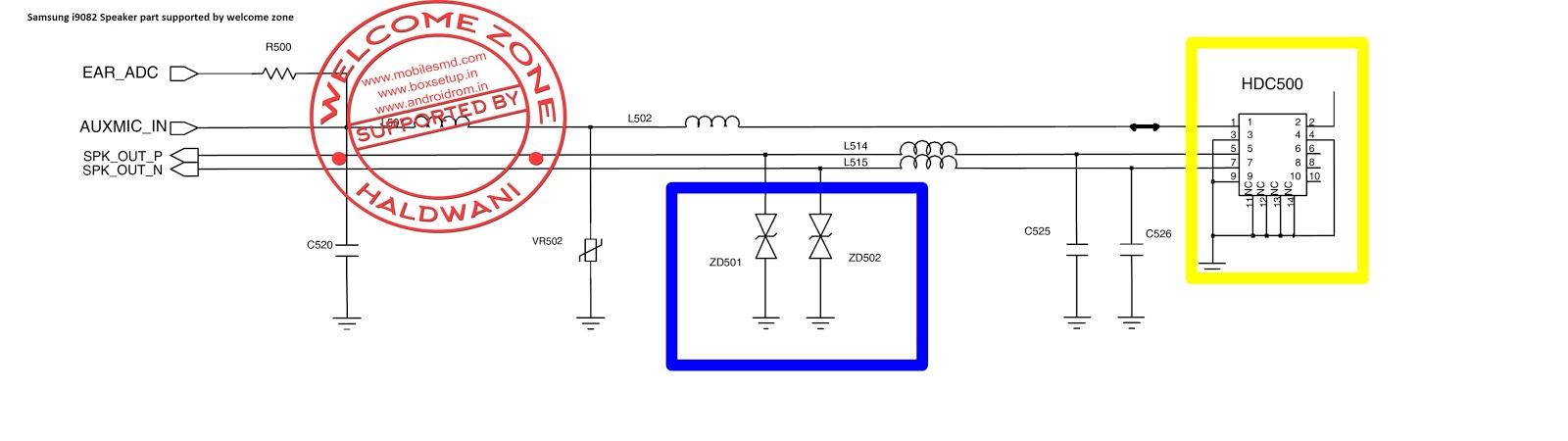Samsung Galaxy Grand I9082 Ringer Speaker Part Not Working Solution
