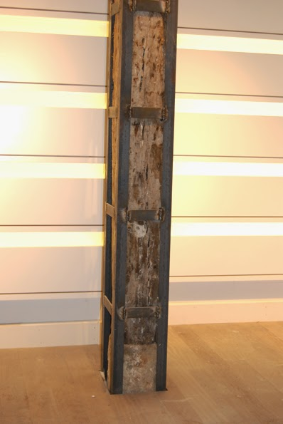 Detcons timber column reinforcement - Estructuras de metal ...