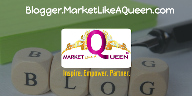 Market Like A Queen ™ via Blogger