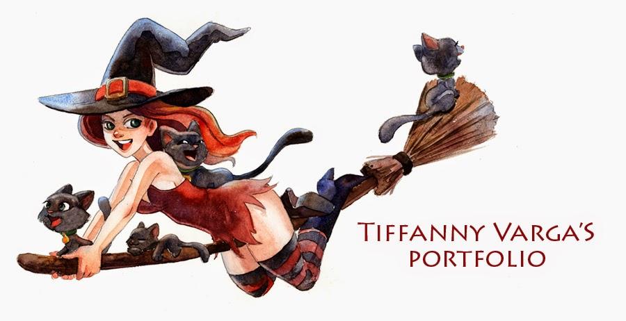 Tiffanny Varga's Portfolio