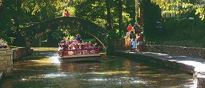 Boat Cruise on the San Antonio River Walk