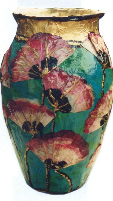 Poppy Westwood Bowls And Vases