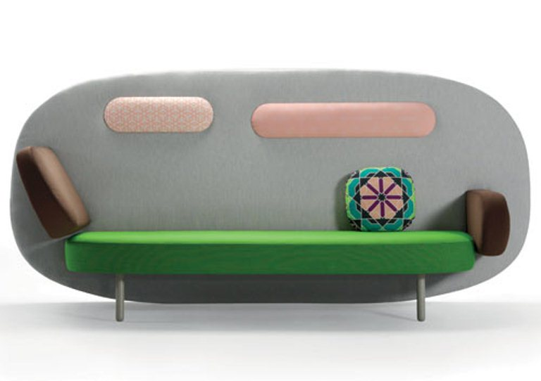 Float Sofa Collection By Karim Rashid