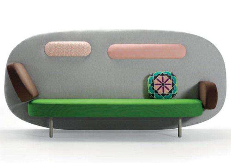 Float Sofa Collection By Karim Rashid