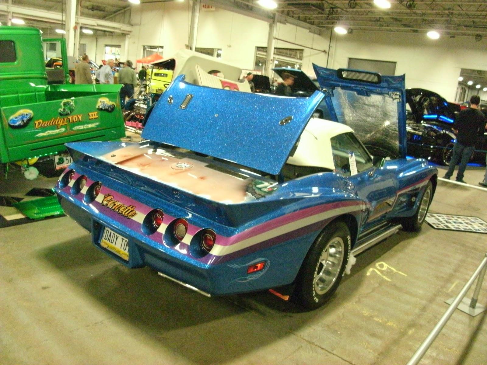 CARHUNTER : NORTHEAST ROD AND CUSTOM CAR SHOW