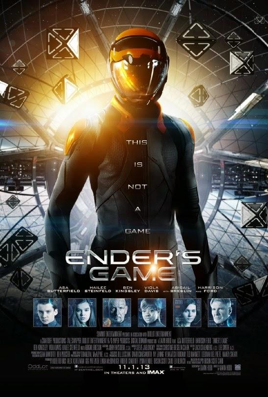 Enders Game (2013) IDWS
