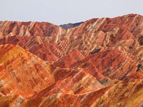 Danxia Landform in Gansu