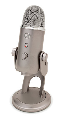 Blue Microphones Yeti Usb Microphone – Platinum Edition