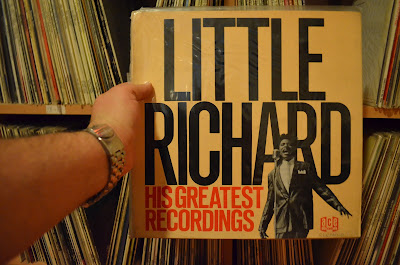 Little Richard - His Greatest Recordings 1984  (Ace)