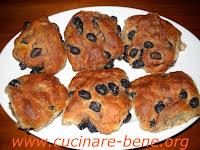 ricetta panini con olive