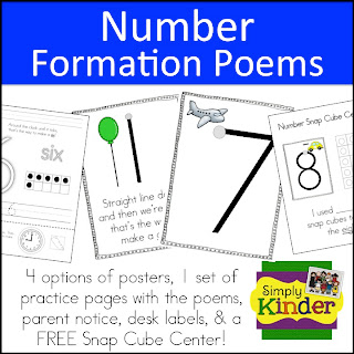 Letter and number writing poems simply kinder they will never be this cheap again so head on over and take advantage of this great sale spiritdancerdesigns Images
