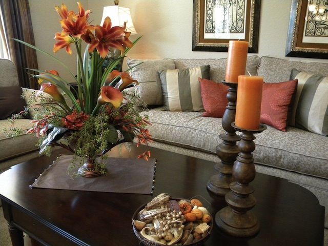 Decorating Coffee Tables Inspiration Of Coffee Table Decorating Ideas Pictures
