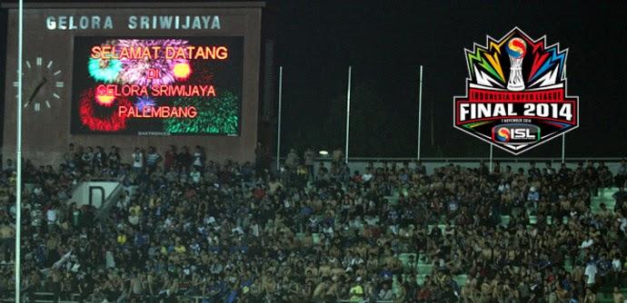 Jadwal Pertandingan + Siaran TV Final Liga Super Indonesia ISL 2014