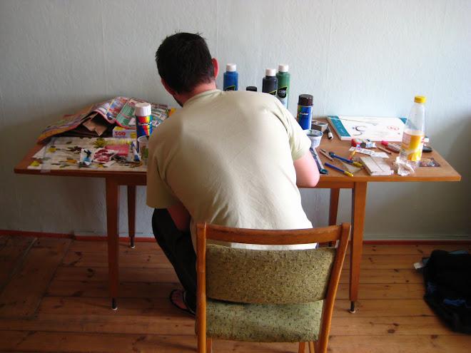 botondfestő