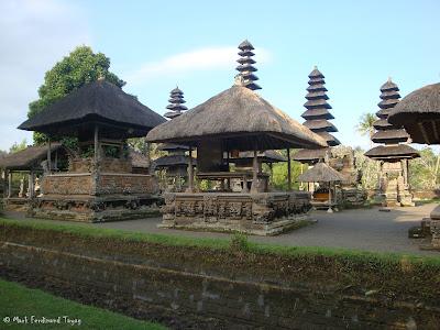 Taman Ayun Temple Bali Photo 7