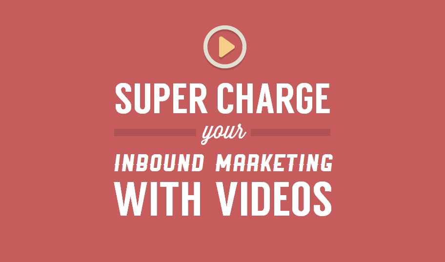 How to Supercharge Your Inbound Marketing with Videos - #infographic