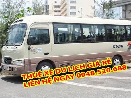 cho thuê xe du lịch tour giá rẻ