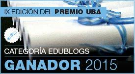 1° Premio UBA 2015