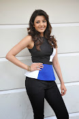 Kajal Agarwal Latest Photos at Yevadu Press meet-thumbnail-13