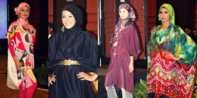Tren pakaian muslimah dan kaidah yang ada - MizTia Respect