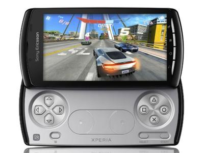 nouveaux jeux Sony Ericsson Xperia Play salon E3