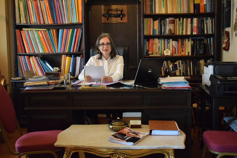 Χριστίνα Φλώρου, Δικηγόρος Παρ Αρείω Πάγω