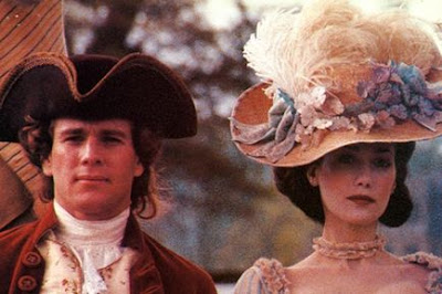 Barry Lyndon, starring Ryan O'Neal, Marisa Berenson, Patrick Magee, Hardy Krüger, Directed by Stanley Kubrick, Sight & Sound List