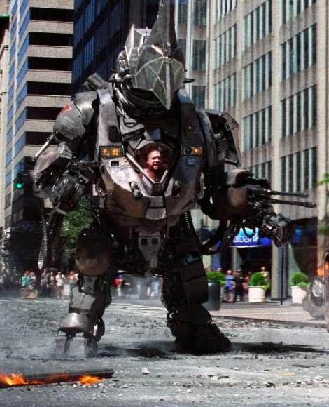 The Rhino, from The Amazing Spider-Man 2