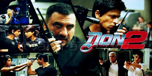 Don 2 (2011) Eng Sub – Hindi Movie DVD