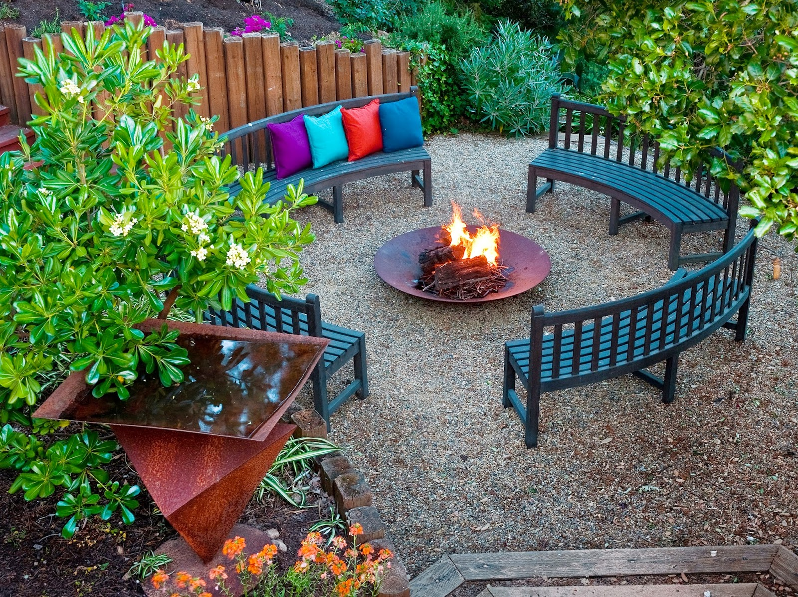 Diy Backyard Makeover Ideas | Backyard Design And Backyard Ideas