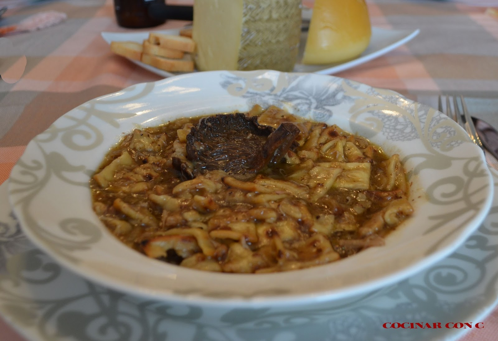 Cocinar con c gazpacho manchego for Cocinar con 5 ingredientes