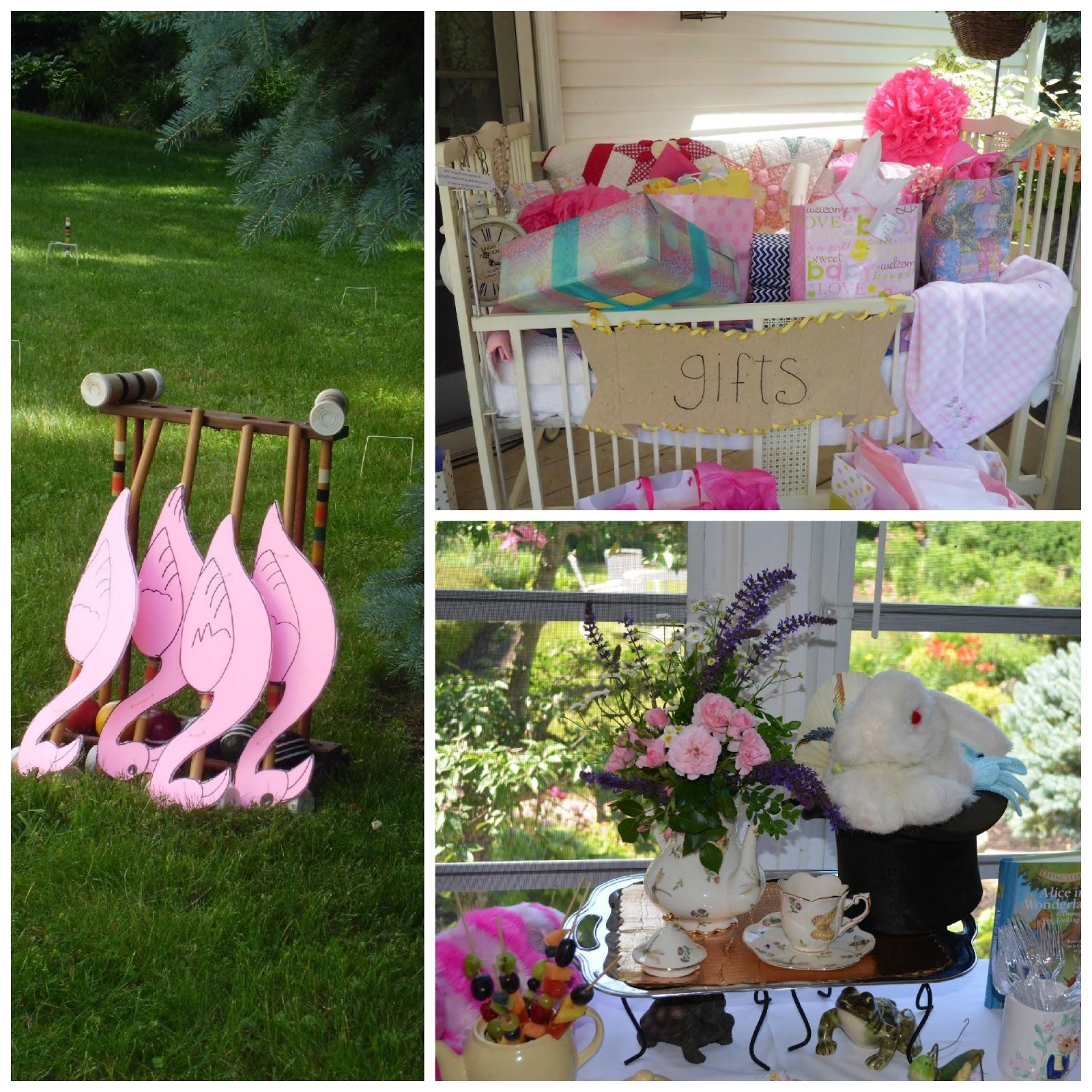 something beautiful baby shower 2 alice in wonderland theme